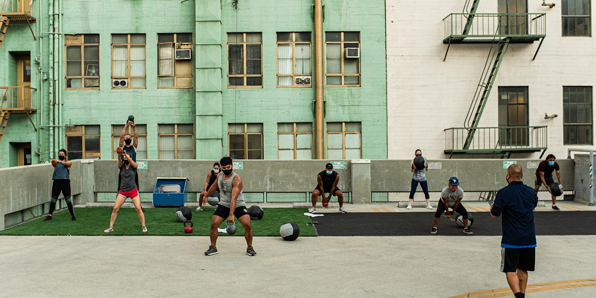 LA Athletic Club
